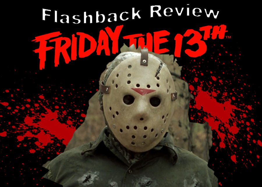 Jason ripping through the black background