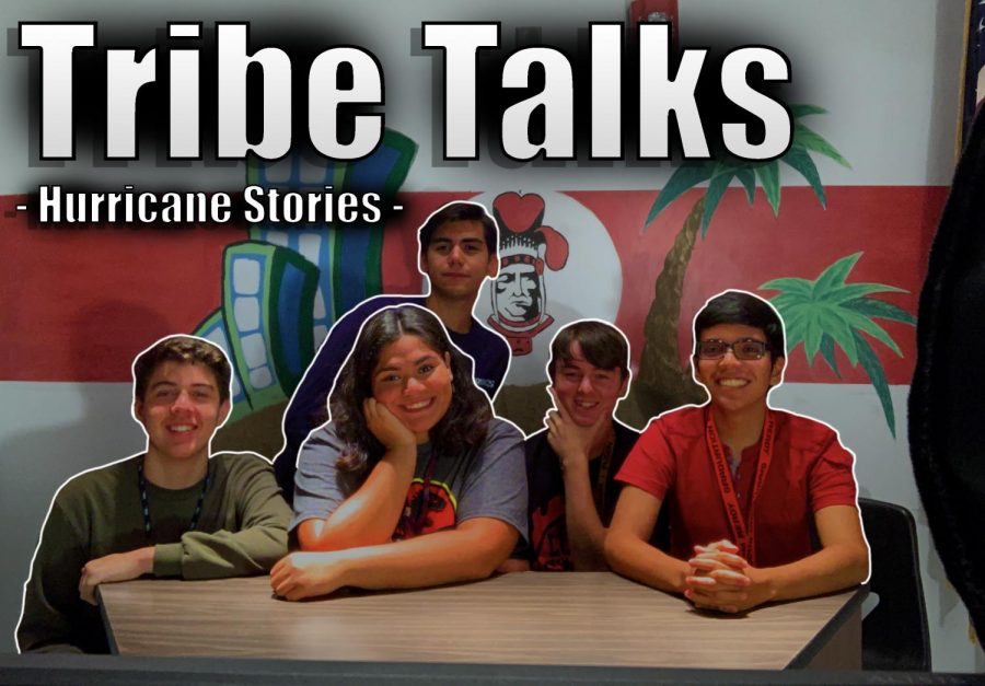 Tribe+Talks%3A+Hurricane+Stories