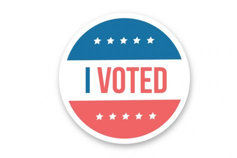 "The ""I Voted"" sticker has become a symbol of voting in America."