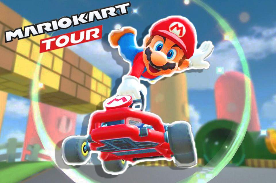 Featured image of Mario