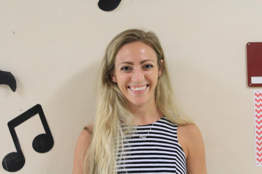 Ms. Fouchet enjoys teaching, dancing, and traveling around the world.