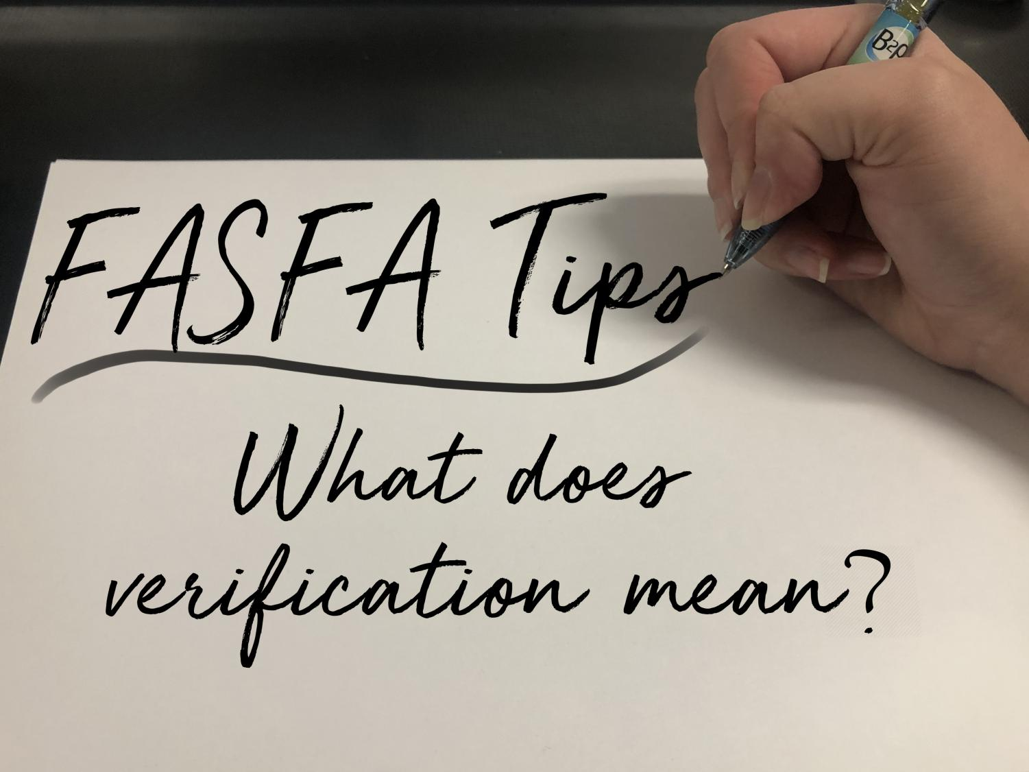 The FAFSA is an important, yet confusing step of college admissions. Every tip along the way helps you earn your aid.