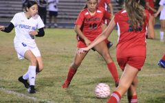 Lady Chiefs Win Their First Soccer Game