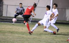 Varsity Boys Soccer Suffers a Tough Lost To Forest Hill