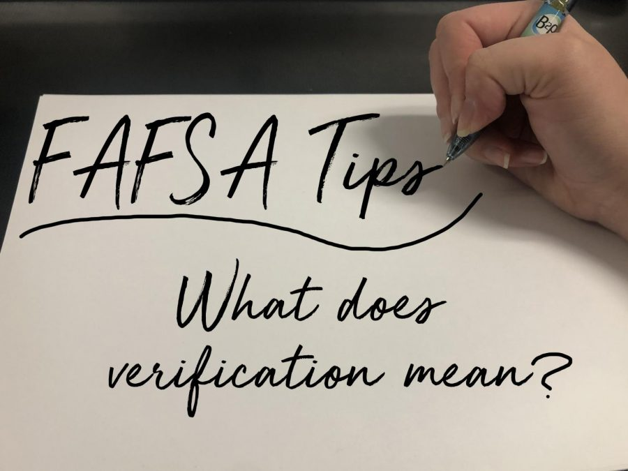 FAFSA Verification: What It Means