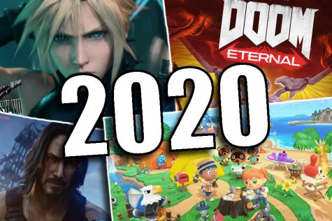 The Most Anticipated Games of 2020