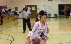 Lady Chief Varsity Basketball Wins District Game