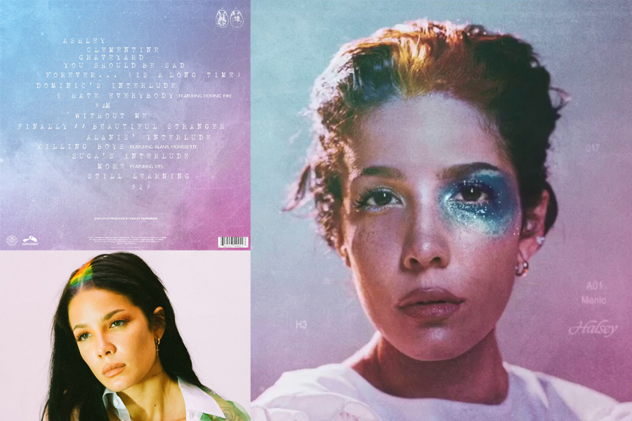 The+%22Manic%22+album+is+the+third+album+released+by+Halsey.