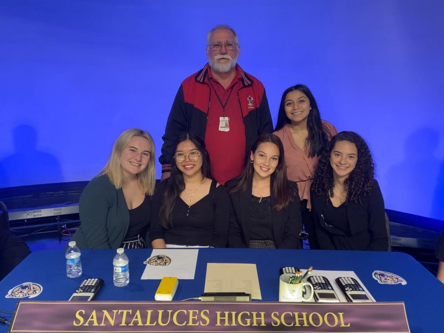 The Chiefs placed 4th in the Academic Challenge against other Palm Beach Schools.