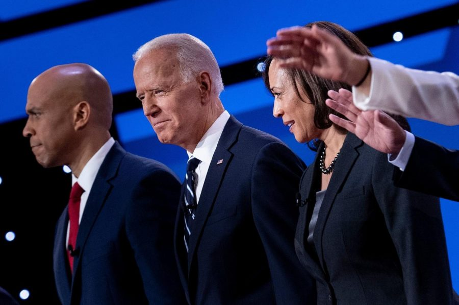 Democratic Candidates at a Glance