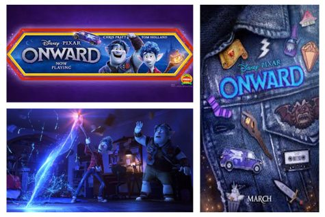 "Released in theaters February 29, 2020, ""Onward"" is Pixar"