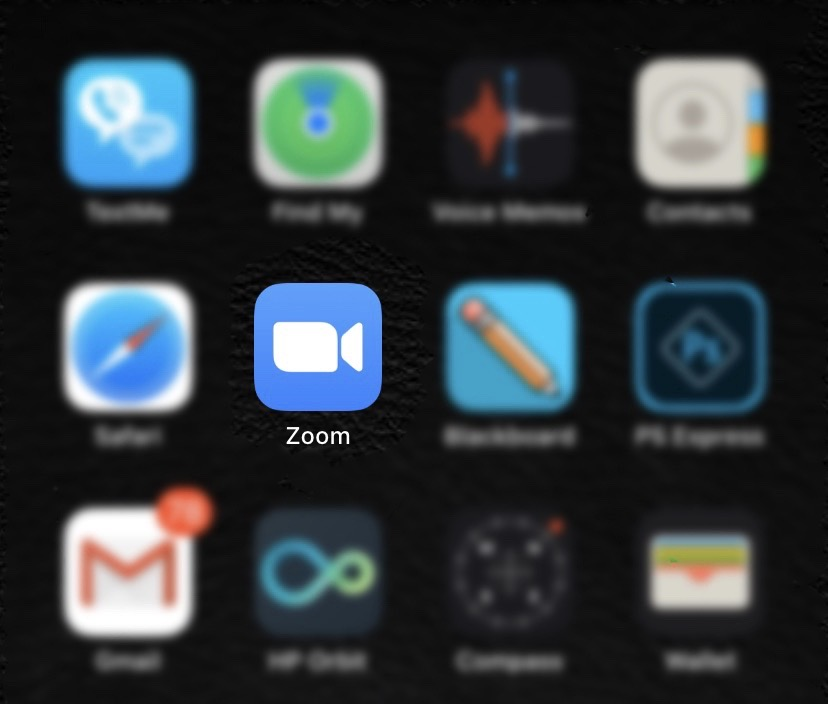 Downloads for Zoom have increased tremendously with students now doing virtual learning