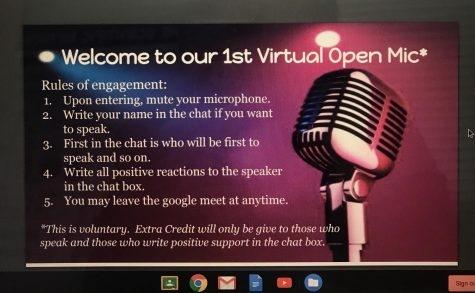 Keeping Tradition Alive With Virtual Open Mic