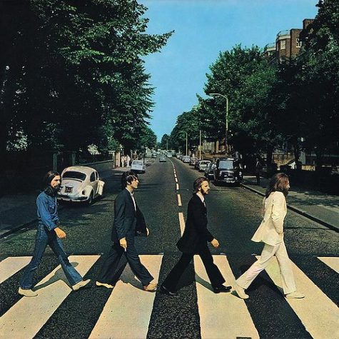 The Beatles appear in the Top 500 Albums of All Time list 9 times. With Abbey Road placing #5 on the list.