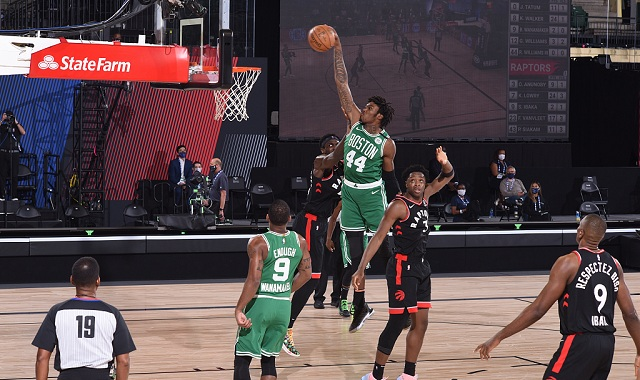 Boston+proceed+to+the+Eastern+Conference+Finals+for+the+third+time+in+four+years+after+a+92-87+win+over+the+Raptors
