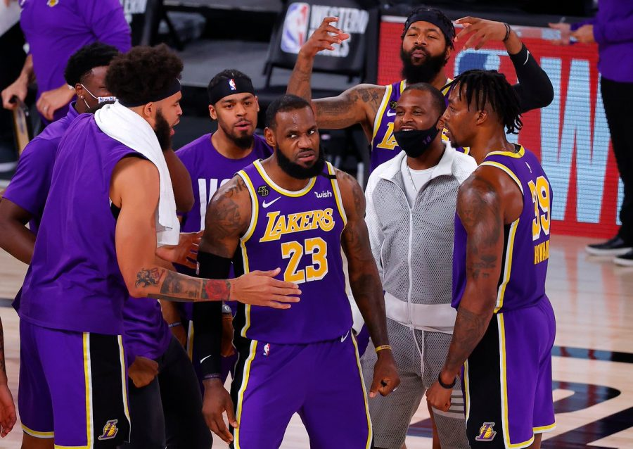 The+Lakers+will+face+off+against+the+Heat+in+the+2020+NBA+Finals+following+a+117-107+win+over+Denver.