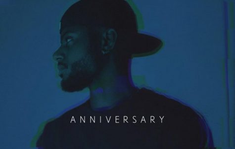 "The album cover for ""Anniversary"" mirrors the album cover for Bryson Tiller"