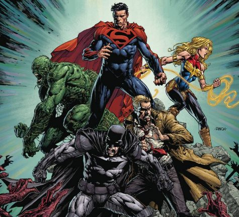 DCeased: Dead Planet is the start of the new Justice League