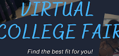 Colleges are hosting virtual informational sessions through October to reach out to students