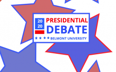 Final President Debate of 2020 is taking place at Belmont University.