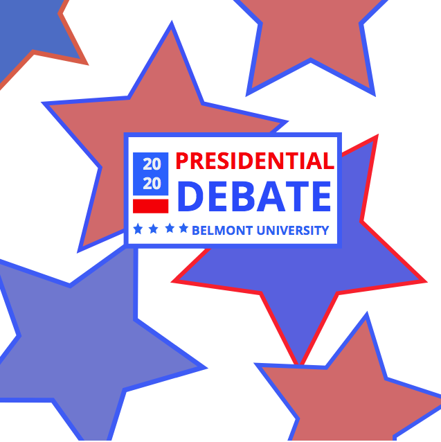 Final+President+Debate+of+2020+is+taking+place+at+Belmont+University.
