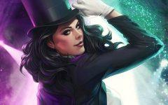 Zatanna Zatara is a powerful magician and member of Justice League Dark.