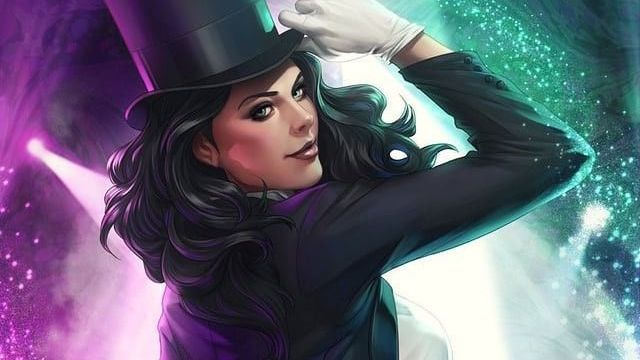 Zatanna Zatara is a powerful magician and member of Justice League Dark.