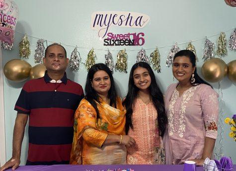 Myesha Rahman