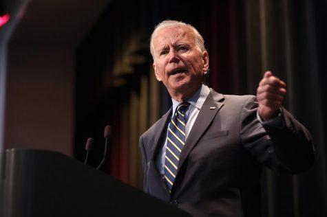 Joe Biden, Winner of the 2020 Presidential election.