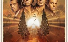 Official Supernatural Season 15 poster by the CW