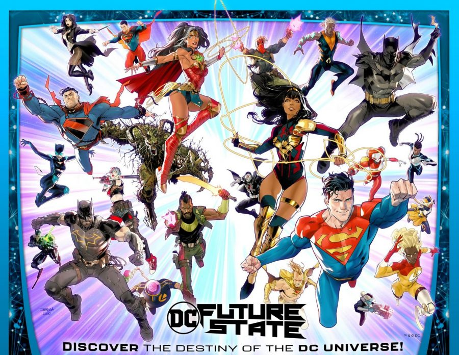 DC+Future+State+will+feature+iconic+characters+such+as+Superman%2C+Batman%2C+and+Wonder+Woman.+