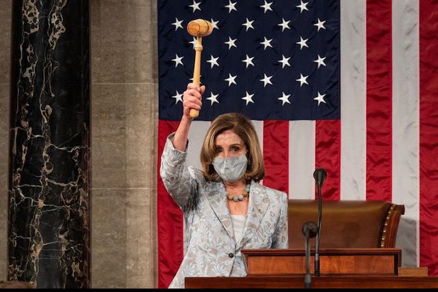 Speaker Nancy Pelosi was among those that had their offices bombarded by the Capitol Building Riot on January 6th.