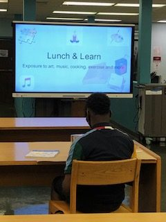 The Lunch and Learn Program