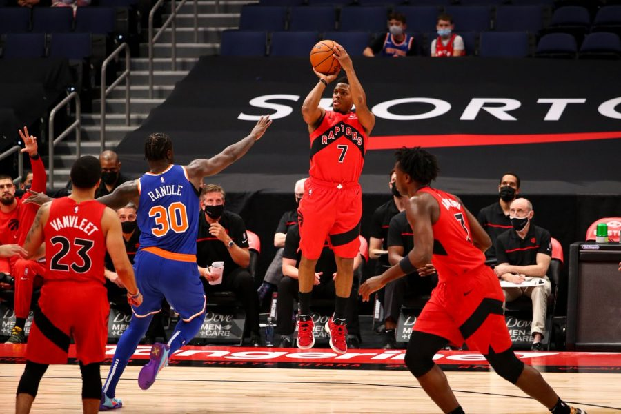 The Toronto Raptors are still trying to find their footing this NBA season, although it may be too late as they sit with the worst record in the league.