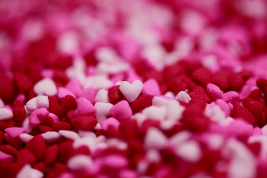 The first ever Valentine's Day was celebrated around the year 496 A.D.
