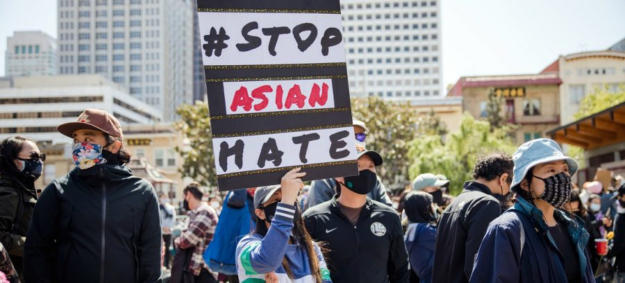 Following the shootings, many protests have happened in support of Asian Americans.