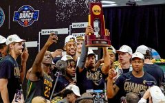 The Baylor Bears win their first ever NCAA men's basketball championship, putting a stop to Gonzaga's perfect season.
