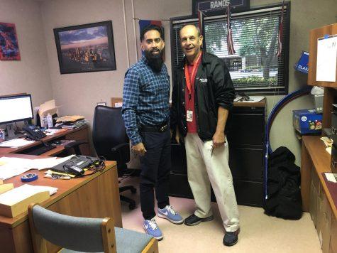 Mr. Krupa and Mr. Ramos