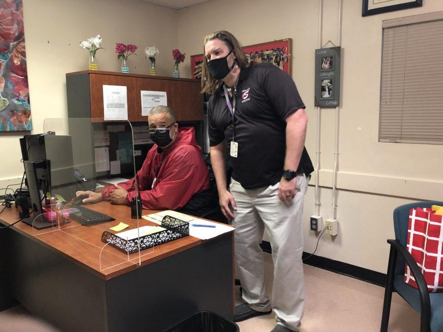 Mr. Gaddy and Mr. Montoya