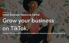TikTok creates its own Small Business Resource Center to help entrepreneurs like these.