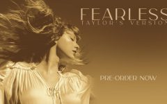 Taylor Swift proudly releases the re-recording of her 2008 album, Fearless
