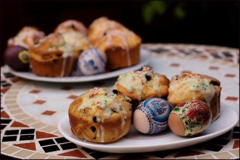 Orthodox Easter Food