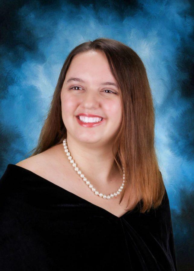 Megan's senior picture