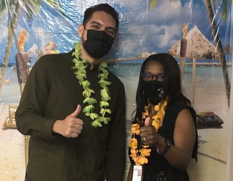 Teacher Appreciation Week: Tropical Breakfast