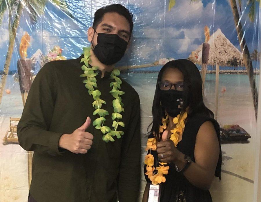 Teacher Appreciation Week: Tropical Breakfast