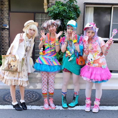 Do you think Harajuku fashion is for you?