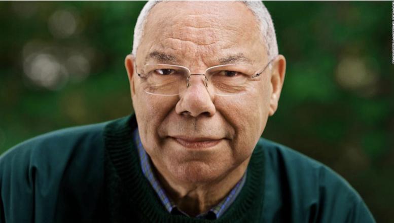 Secretary Powell was instrumental in fighting the Iraq War.