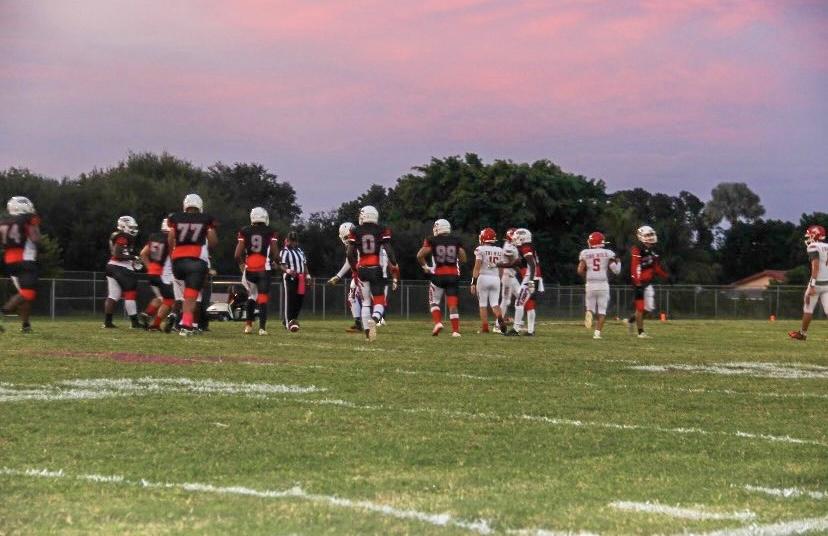 2021 Football Senior Night Highlights